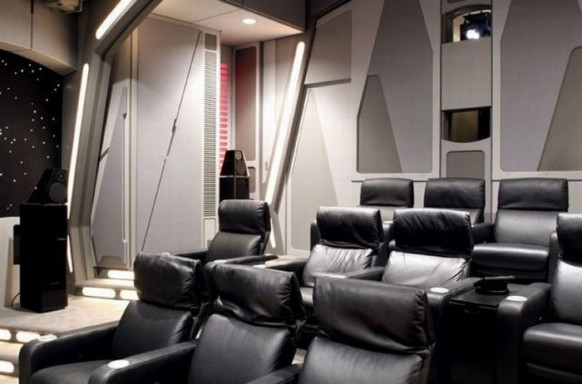 star wars home theatre fan home