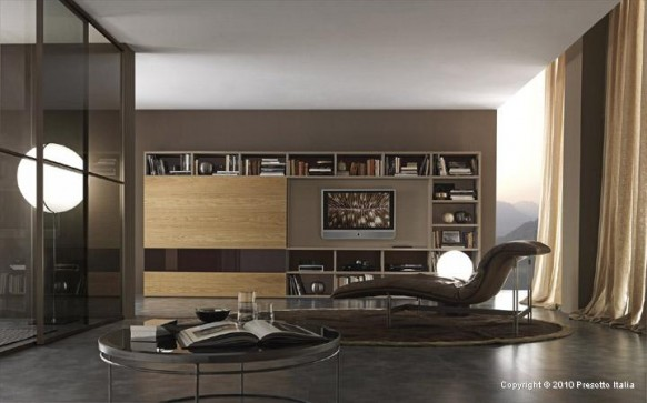 Amazing Contemporary Living Room Design Ideas 2012 | AMAZING ...