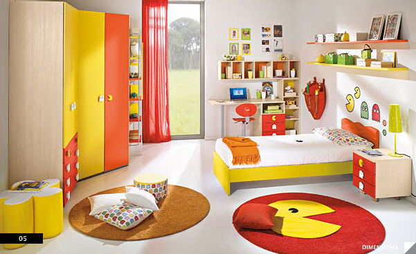 21 beautiful children 39 s rooms for Children bedroom ideas