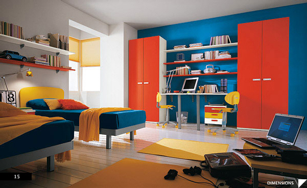 21 beautiful children 39 s rooms for Interior designs direct