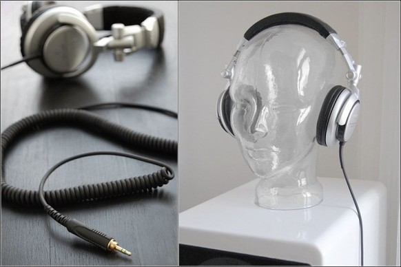 creative headphone holder