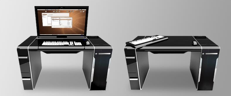 ultimate computer desk