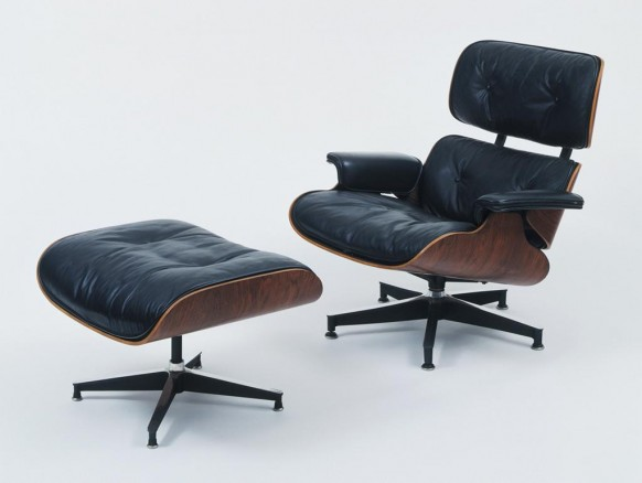 Lounge Chair Usage: This Museum Piece Is Typically Coupled With The Ottoman  And Would Look Fantastic On A Shaggy Area Rug In A Super Sleek Living Room  ...