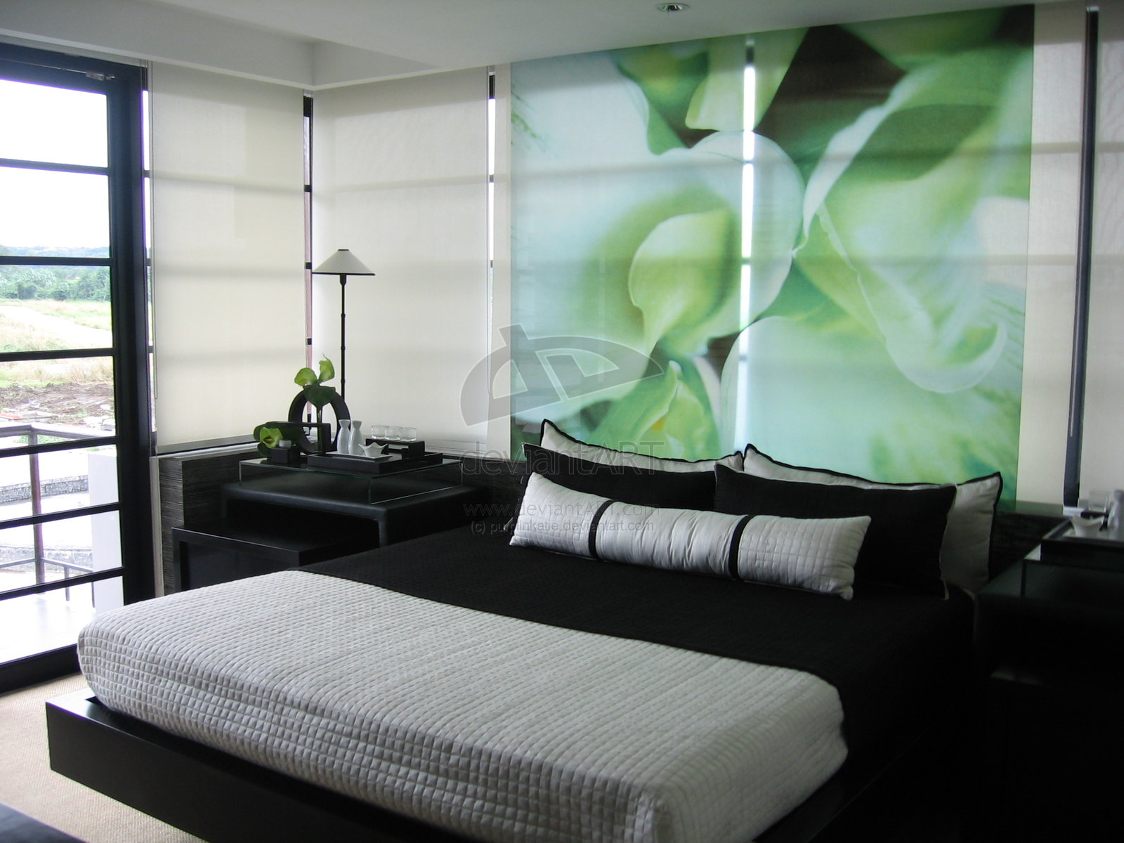 Bedrooms With Green Walls 16 green color bedrooms