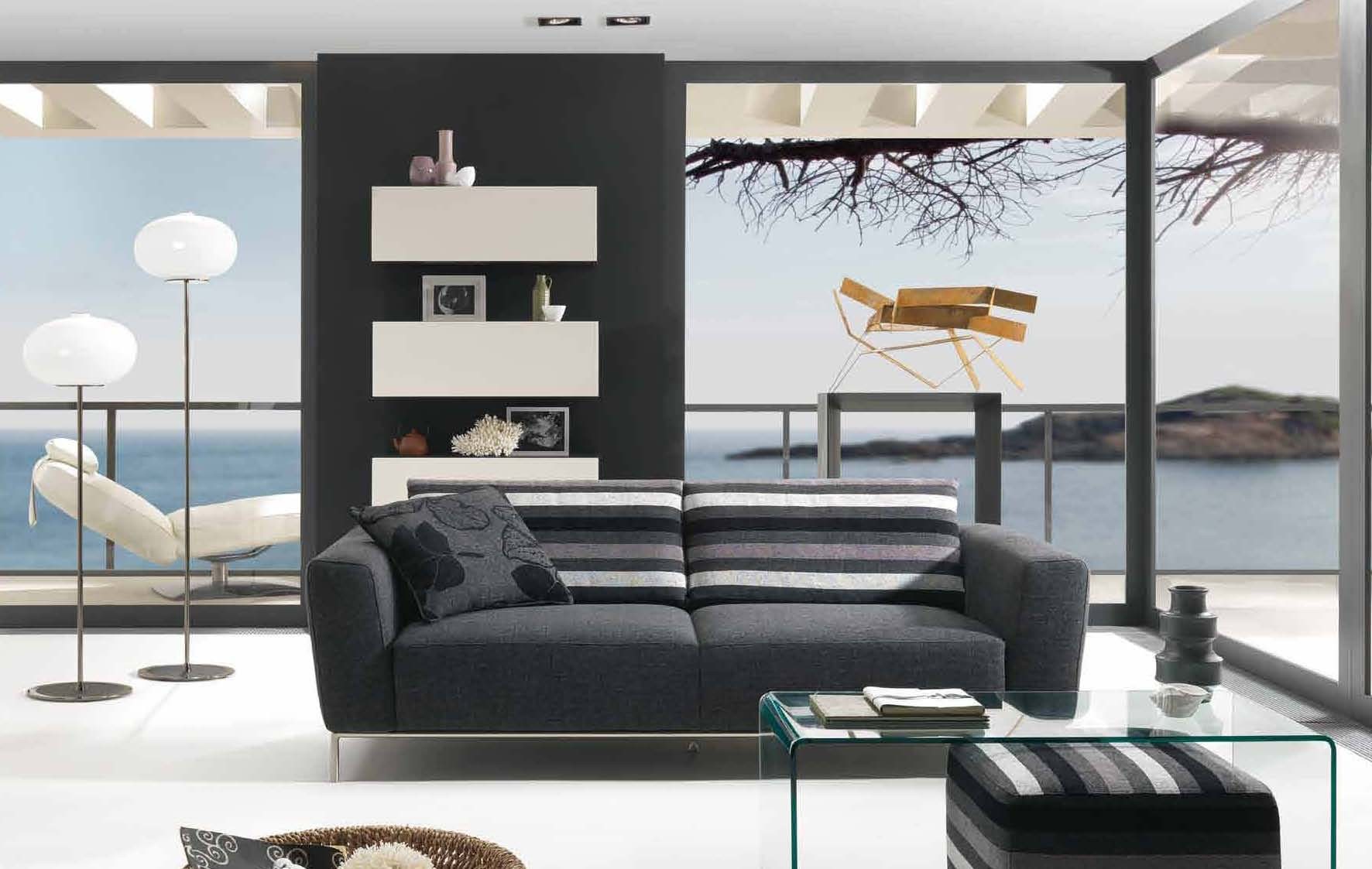 Living room styles 2010 by natuzzi for Living room ideas contemporary