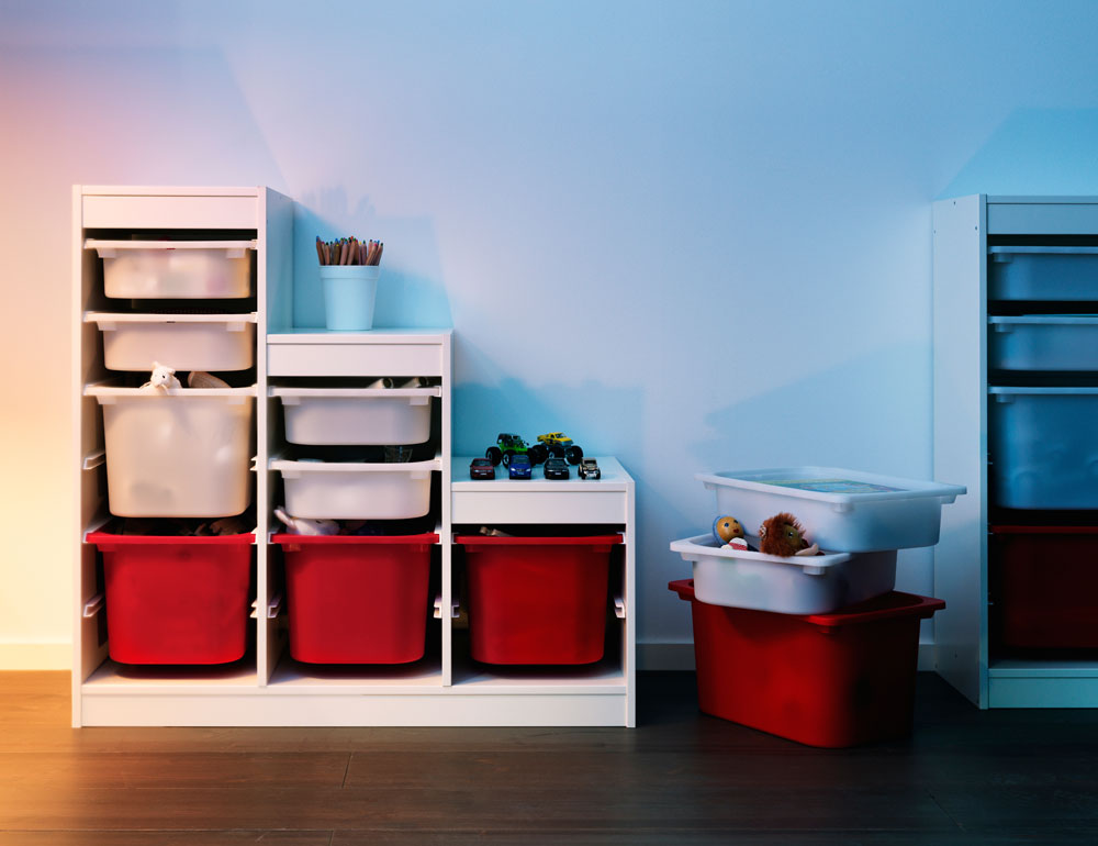 Ikea 2017 Storage Simple Version For Under Stairs