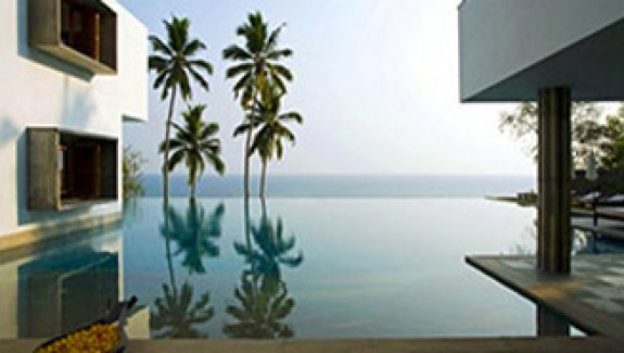 House with mesmerising ocean views, Kerala