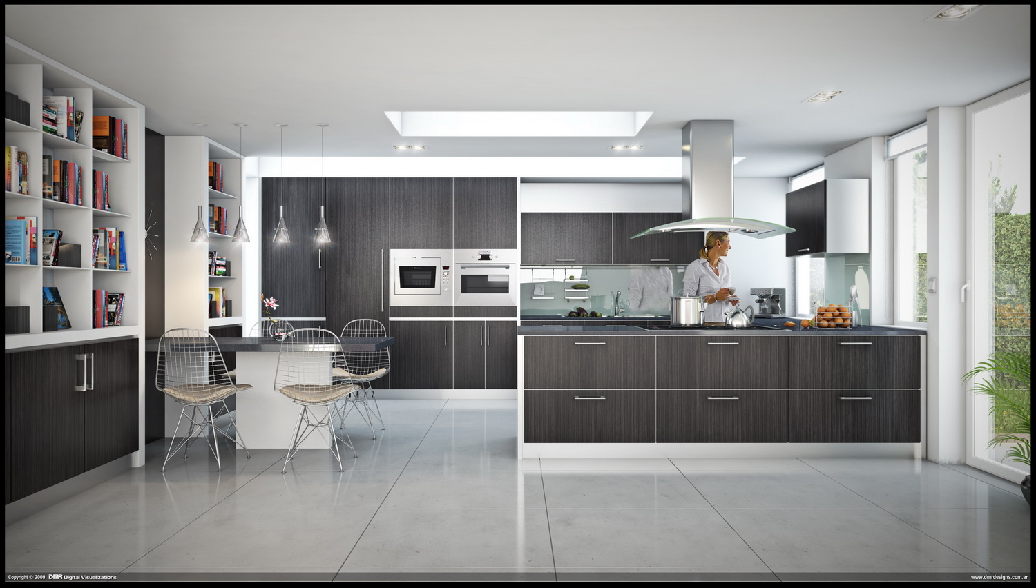 kitchens designs. by diegoreales Modern Style Kitchen Designs