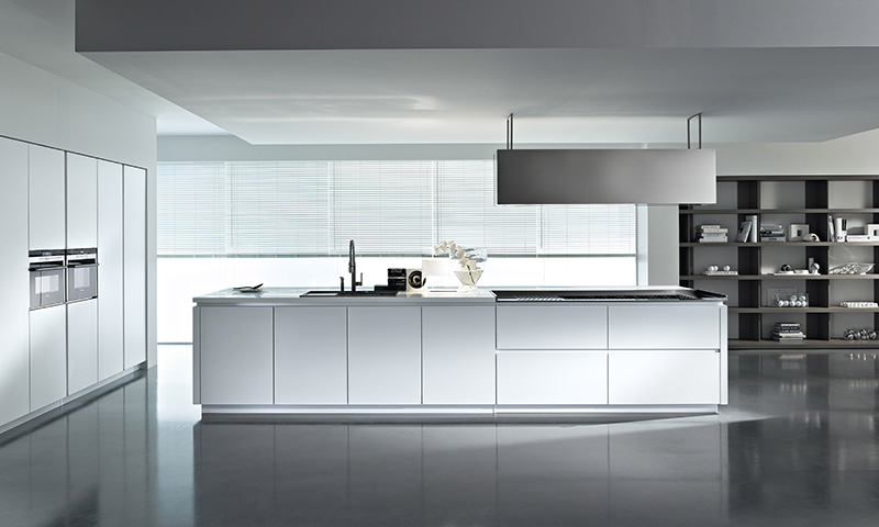 Unique Dune Kitchen Range From Pedini