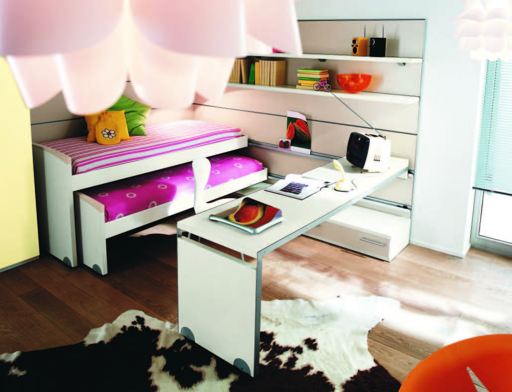 Modern Bedrooms For Girls Fabulous Modern Themed Rooms For Boys And Girls