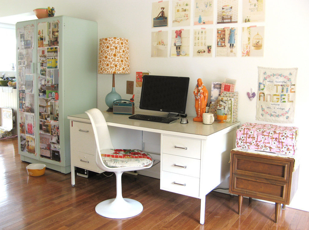 Workspace design inspiration for Home office design inspiration