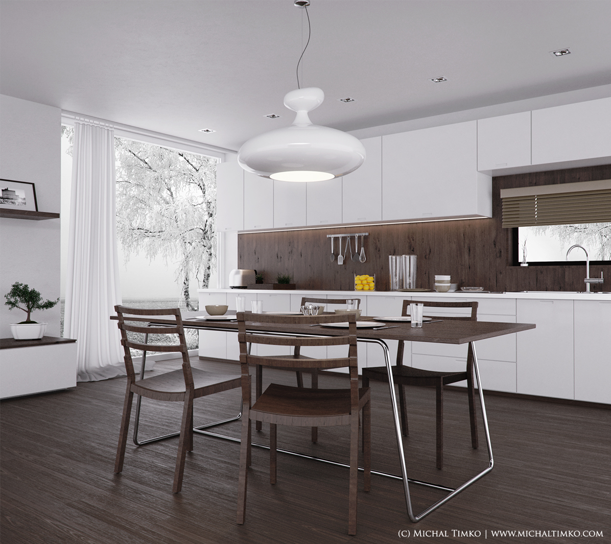 Stunning White Modern Kitchen Design Ideas 1196 x 1065 · 773 kB · jpeg