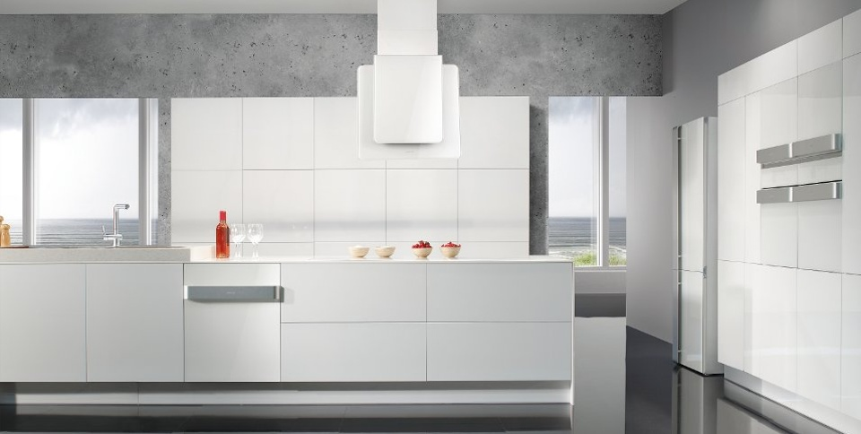 White kitchens for Muebles de cocina kitchen