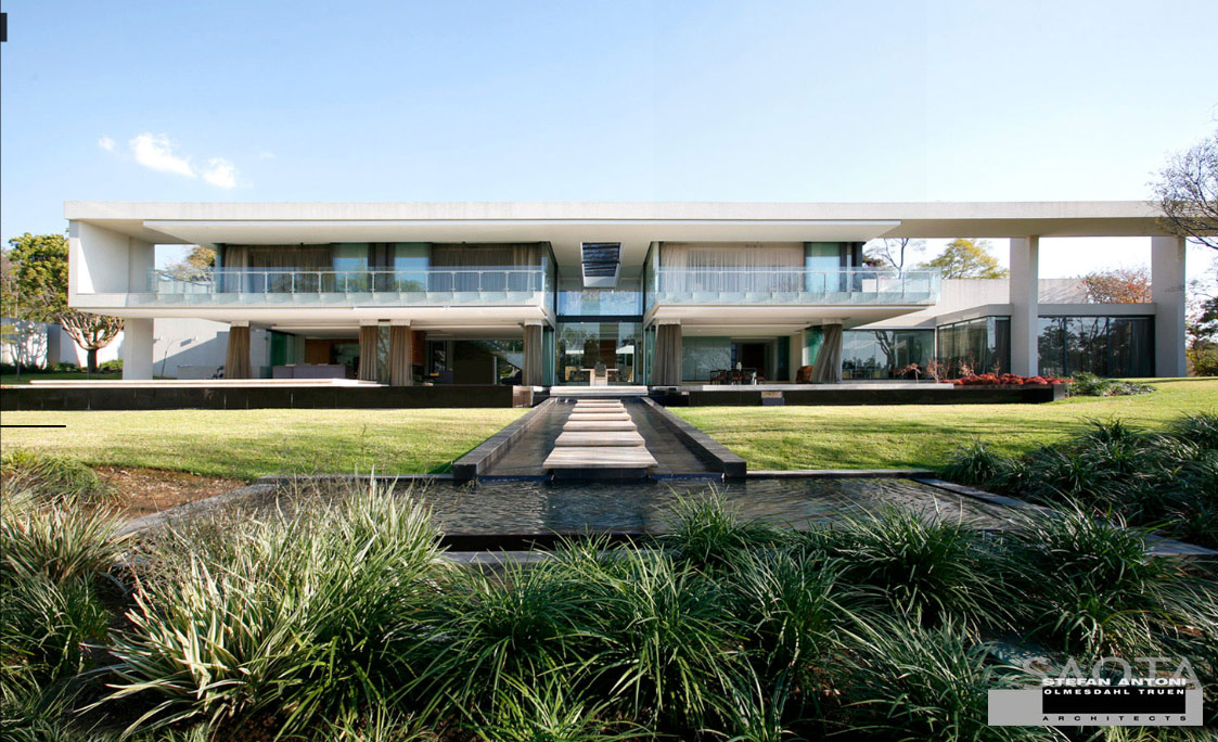 Promoteinterior 50 luxury oases that could tempt you into for Contemporary landscape architecture