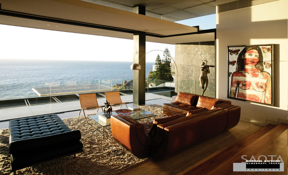 Beautiful Home Design With Modern Vintage Interior Ocean View Was Macht Ein Luxus Haus Teil 1