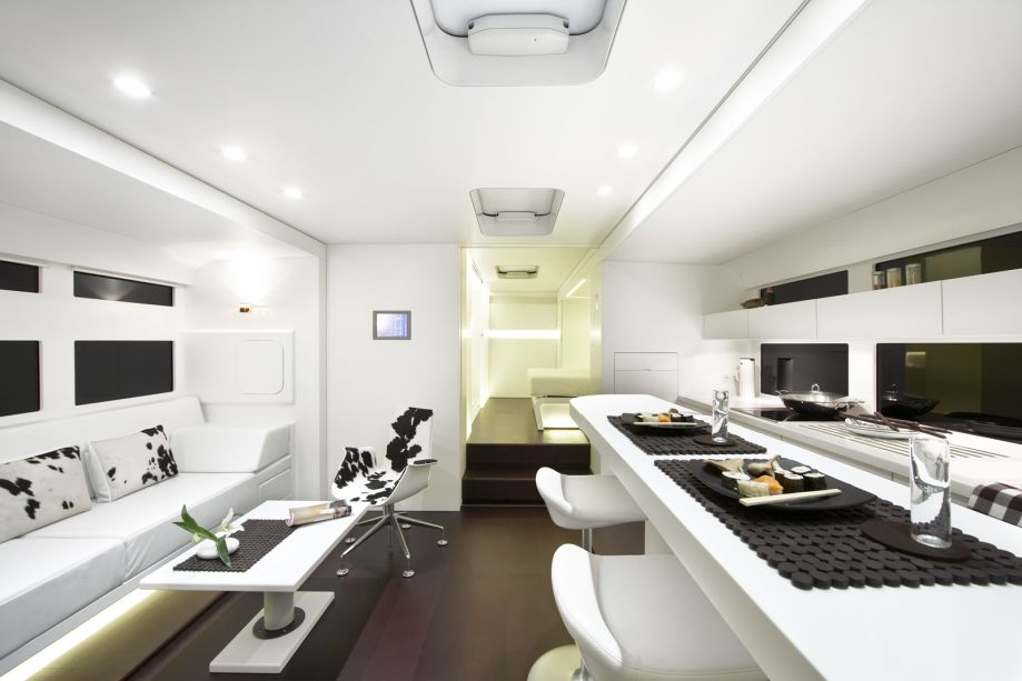 Luxury Caravans Keep Hitting Us