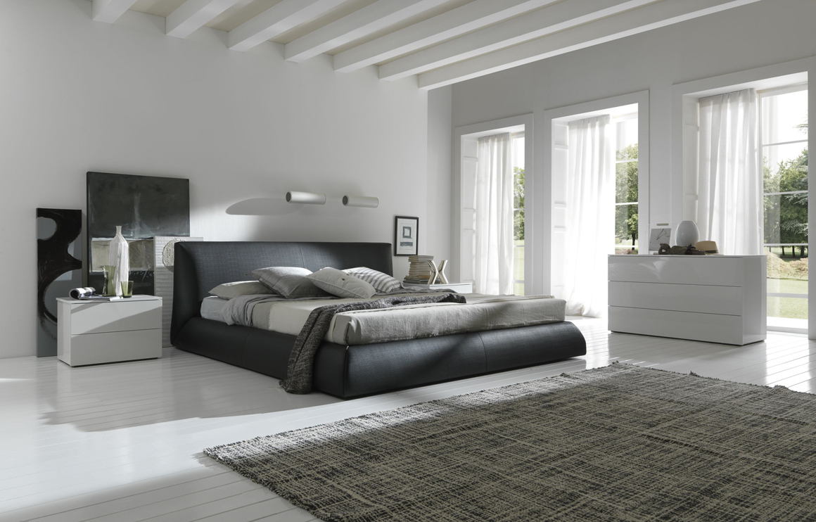 Bedroom Modern Bedroom Decorating Ideas From Evinco