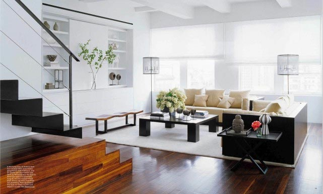 Modern Theme Living Room