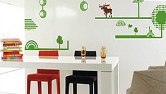 Hot New Ideas for Wall Sticker Art