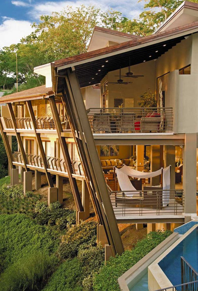 A massive vacation home in the jungles of costa rica for Costa rica vacation homes