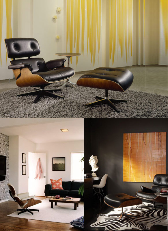 Lounge Chair ... & Modern Classic Chairs