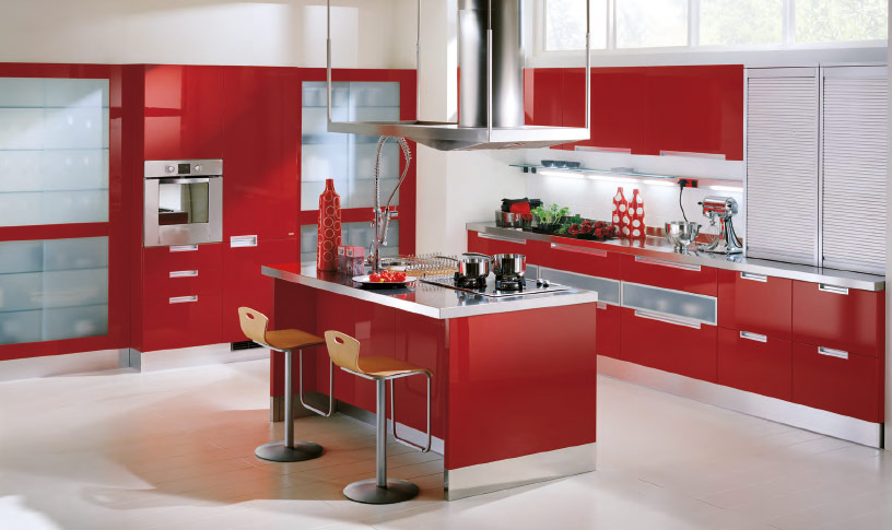 Modern Style Kitchen modern style italian kitchens from scavolini