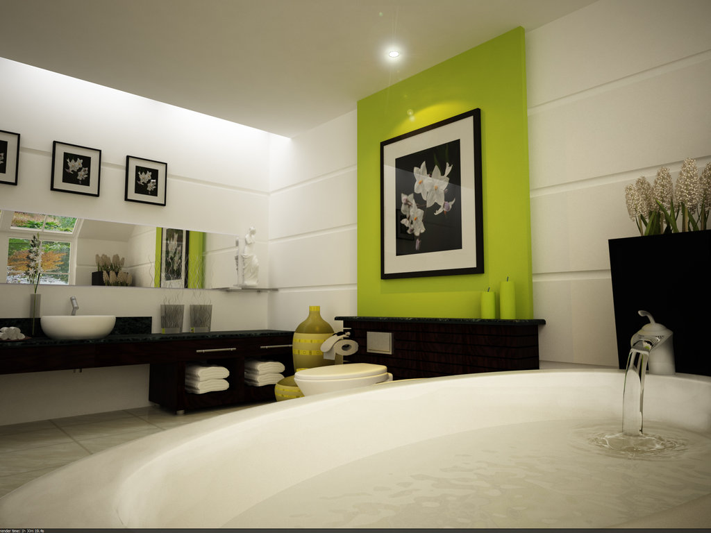 Lime Green White And Black Make A Sensual And Casual Color Scheme