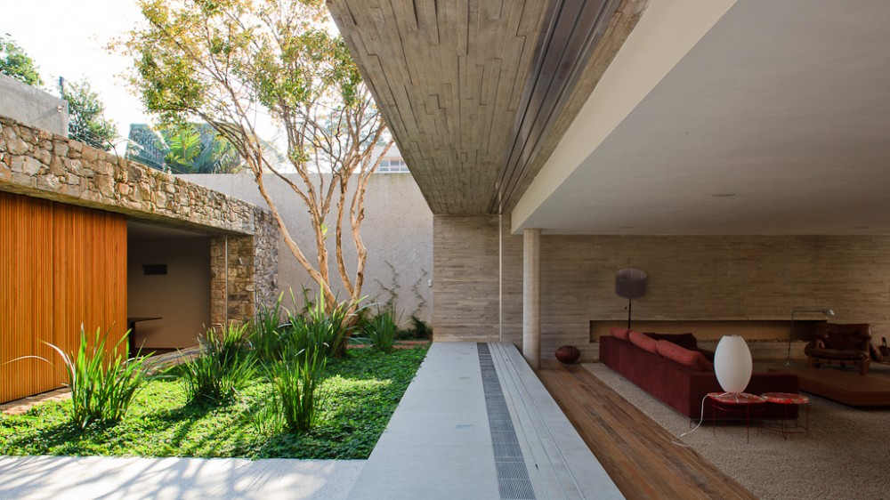 courtyard design and landscaping ideas On courtyard architectural designs