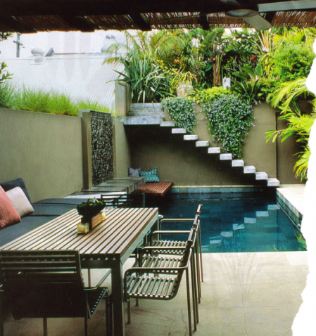 via - Courtyard Ideas Design