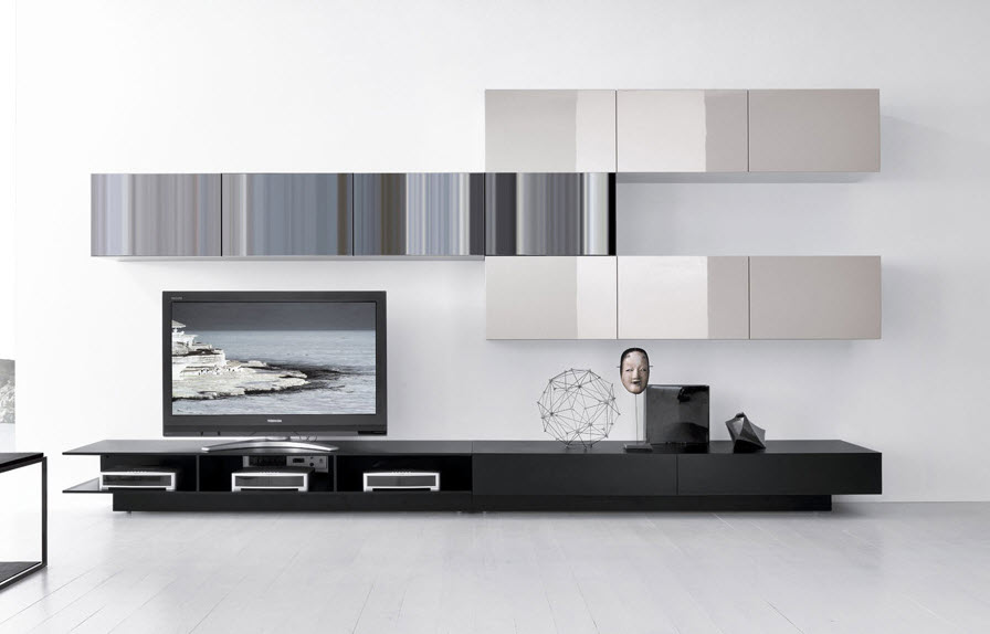 Wall Unit Design Images : Decorative magnetic panels that add personality to your