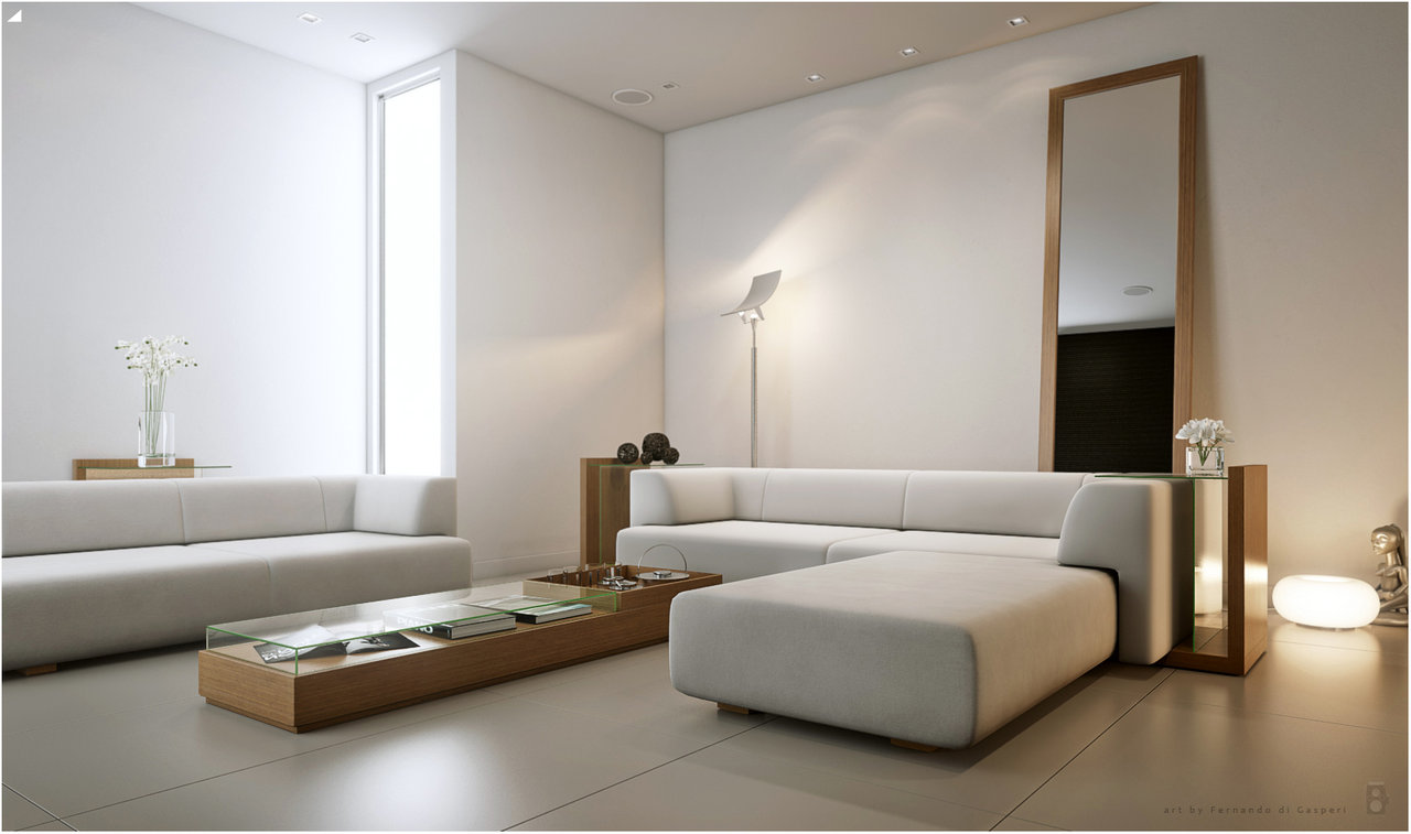 Simple Living Room Design