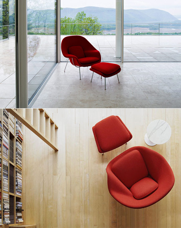 Womb Chair ...