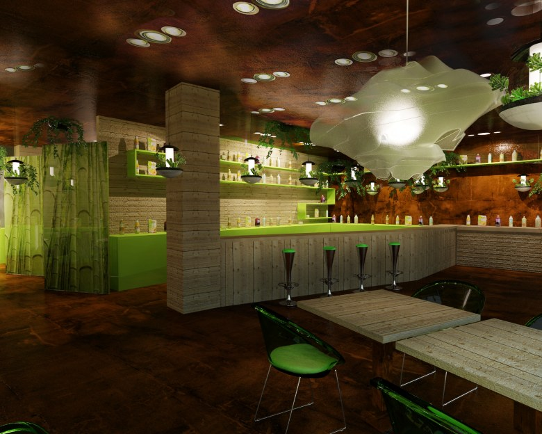 Bar And Restaurant Design