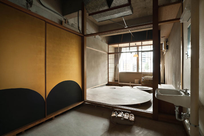 Love themed hotel in tokyo for Design hotel japan