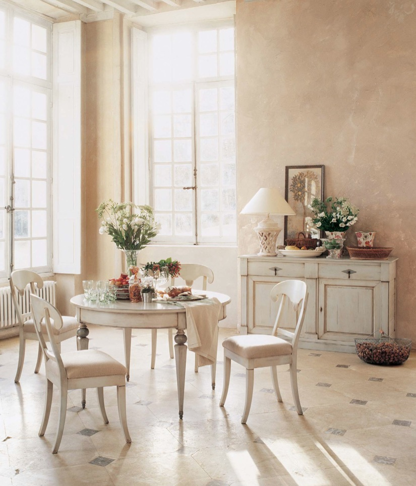 Amazing White Rustic Dining Room 825 x 965 · 195 kB · jpeg
