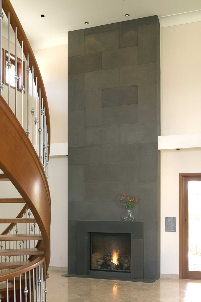 Fireplace Wall Designs image of awesome minimalist fireplace surround design ideas Additional