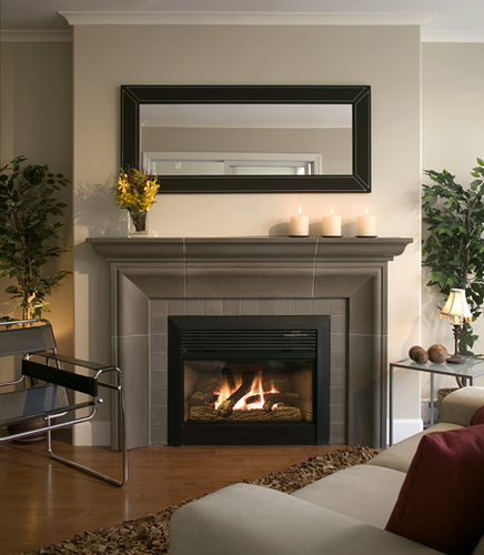 additional fireplace mantels