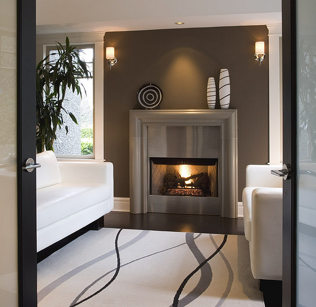 fireplace modern design. Additional  Fireplace Mantels and Surrounds
