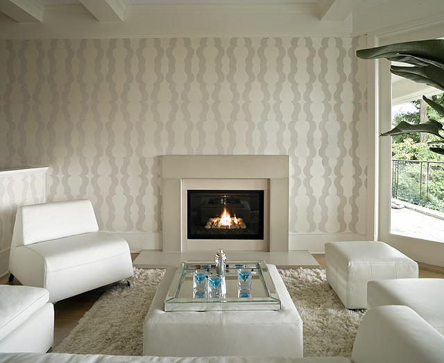 2 - Design Fireplace Wall