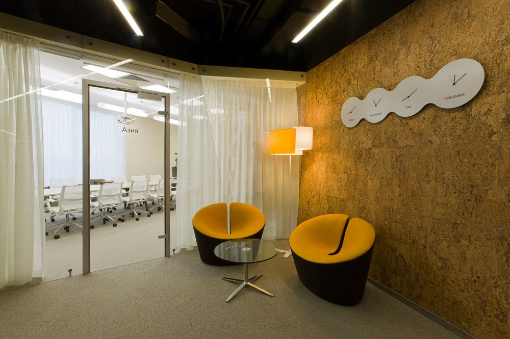 russian web company yandex s offices