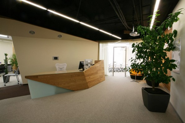 Russian Web Company Yandex 39 S Offices
