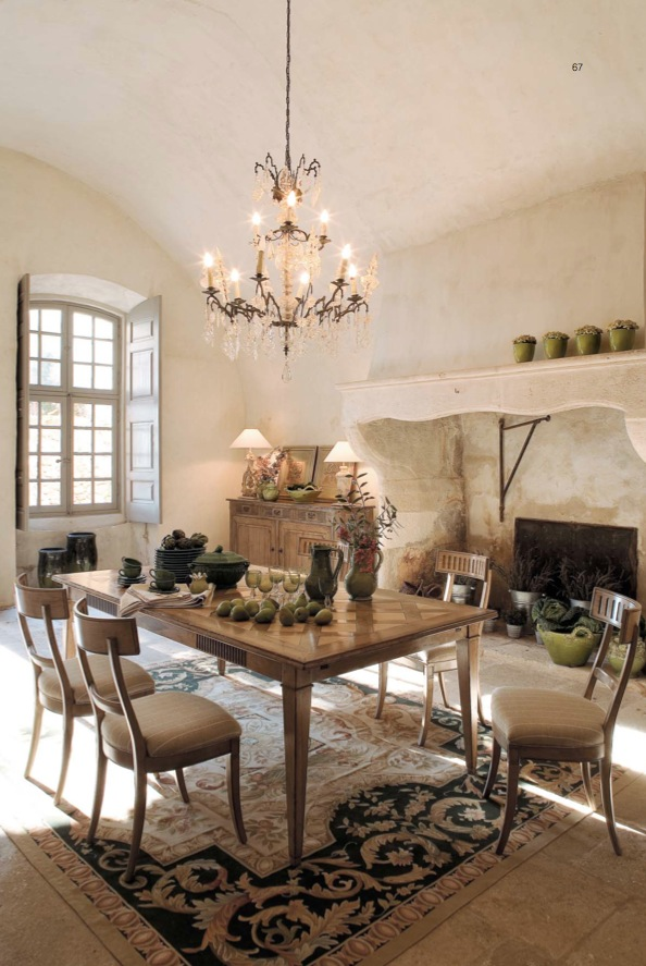Rustic dining room furniture for Rustic dining room
