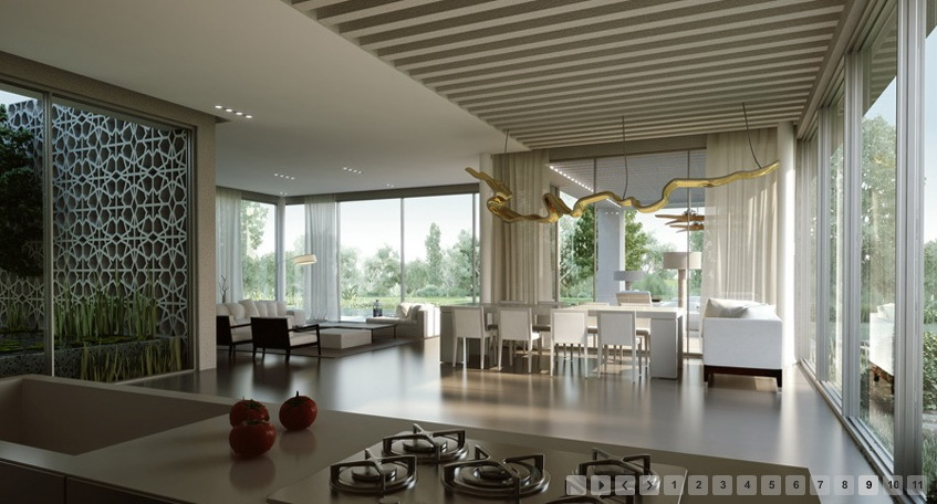Amazing 3d Home Interiors