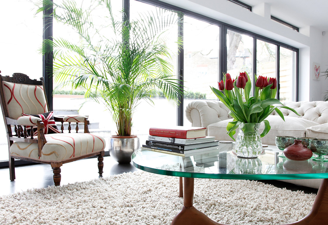 A modern eclectic house tour for Contemporary eclectic style