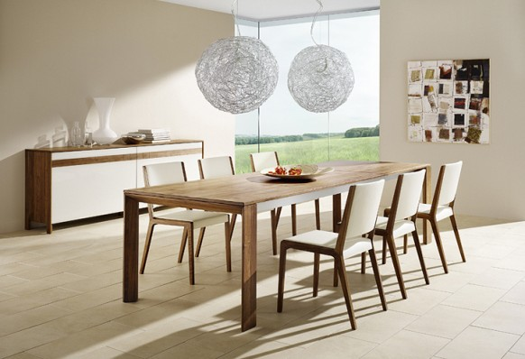 Wood dining room chairs best price
