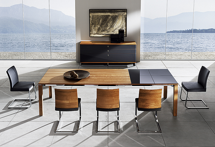 Modern dining room furniture for Modern dining furniture