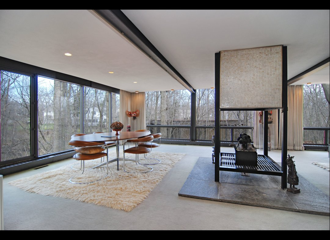 Ferris bueller 39 s day off movie home Open plan house