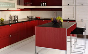 red-kitchens