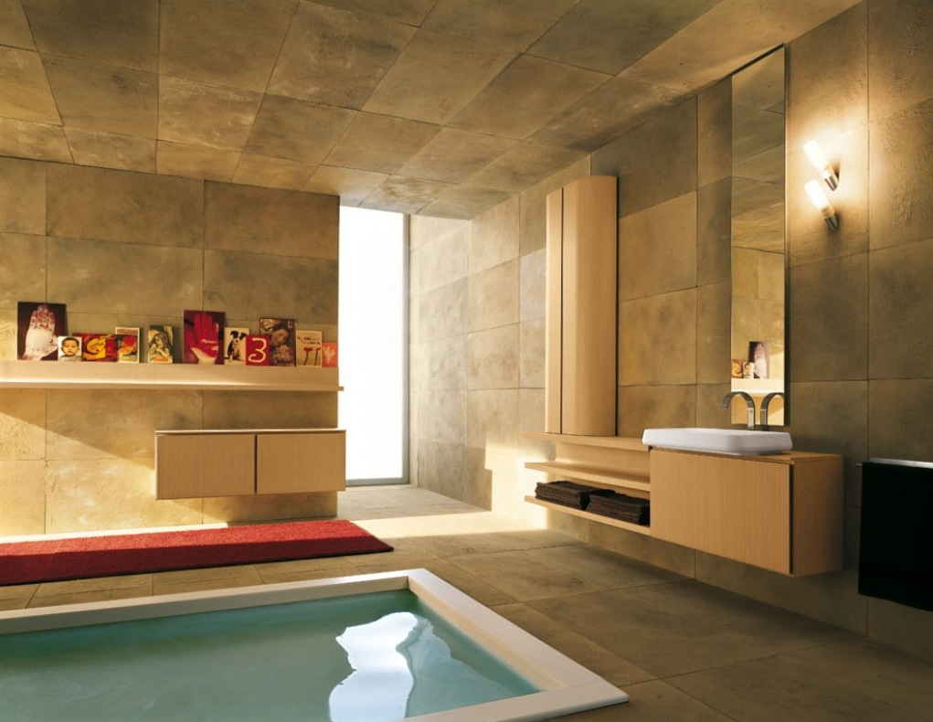Interior decoration of bathroom - Bathrooms With Personal Touch