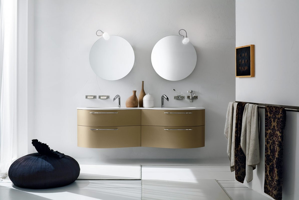 50 modern bathrooms for Collection miroir